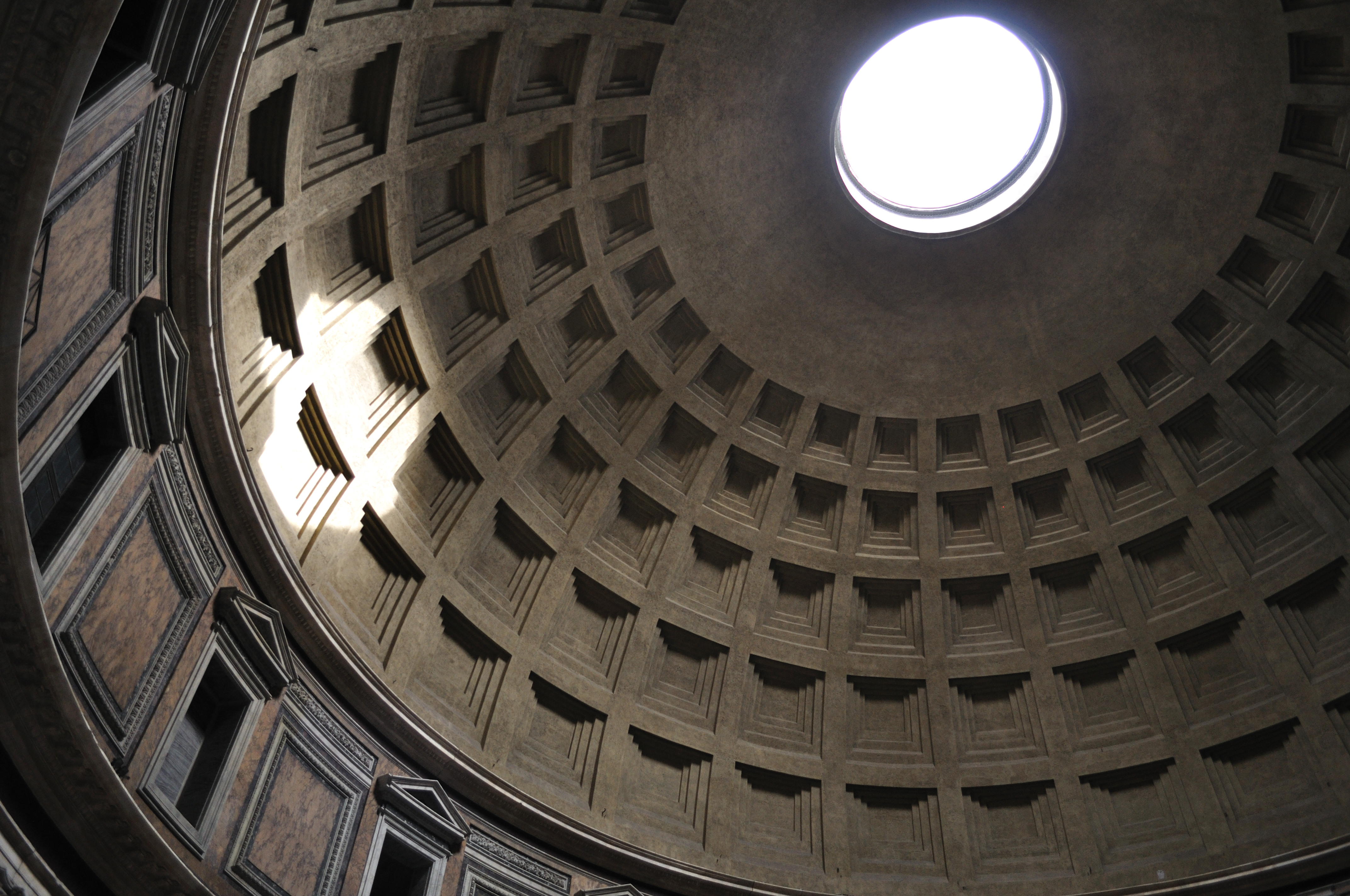 pantheon rome essay The roman pantheon is the most preserved building in rome despite all the additions and restorations to its original form the original pantheon was built in 27 bc by.