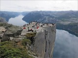 Places I'll go: Pulpit's Rock, Norway