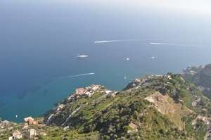 The views from Ravello